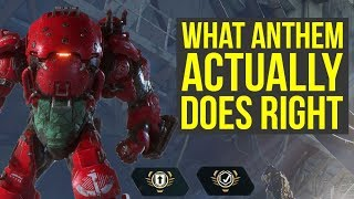 Anthem Review - What The Game Actually Does Right