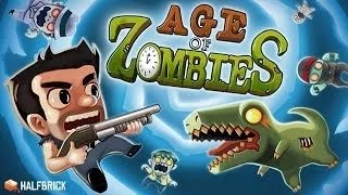 Age of Zombies - iOS / Android - HD Gameplay Trailer