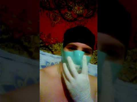 Surgical latex maske & gloves latex