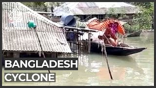 Bangladesh struggles to aid cyclone-stricken communities