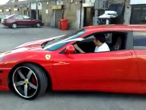 Bay Area Party Limos presents Ferrari Limo.mp4