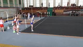 Спортивная гимнастика. 3 разряд. 28.04.18. Арефьев Егор(4)