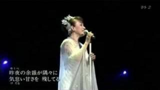 "Judy Ongg ""Miserarete"" at Tokyo ""Heart Aid Shisen/Sichuan"" charity concert"