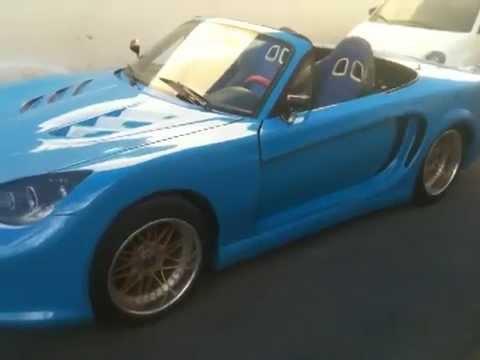 Kit Car Mx5 Ninja Youtube