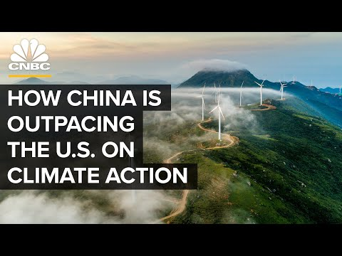 How The U.S. Fell Behind China In The Fight Against Climate Change