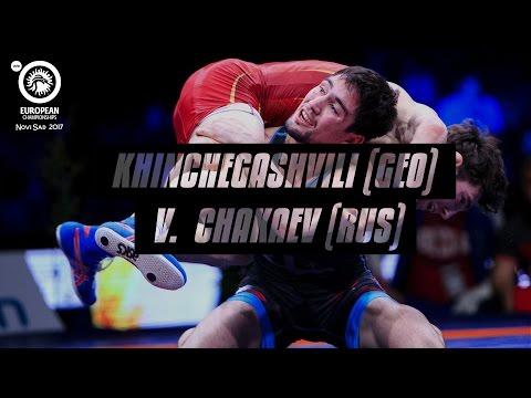 MATCH OF THE YEAR: Khinchegashvili (GEO) v. Chakaev (RUS)