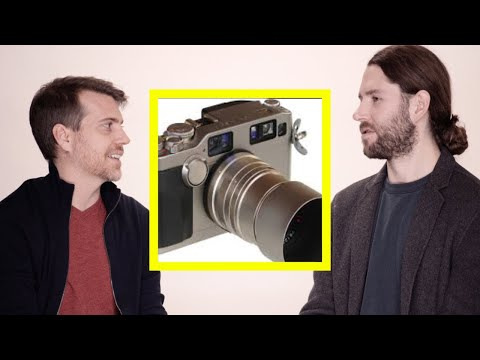 About The Contax G System | Contax G1 & G2 And The 28mm, 45mm, 90mm
