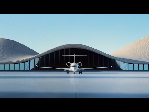 Falcon 10X. A Jet Like No Other