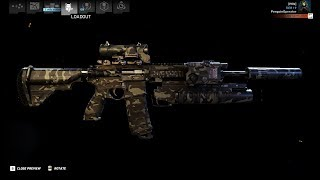 The Best Gun for GHOST MODE