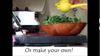 Rv Living #46 - Kale Chips & Nori Wraps!