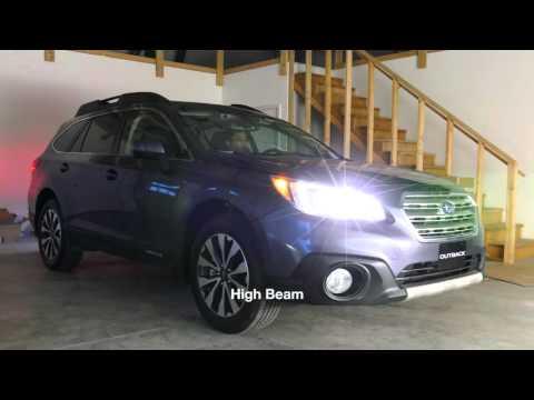 Subaru Wrx Led Headlights How To Install 4th Gen 2011