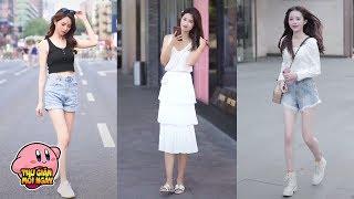 Tik Tok Trung Quốc - Thời trang đường phố cực ngầu của giới trẻ Trung Quốc #2