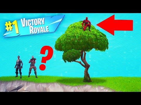 HIDE & SEEK in FORTNITE Battle Royale (#1 Victory) LIVE