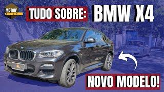 Mais um Tudo Sobre do Motor ao Cubo, desta vez estamos com uma BMW X4 2019, modelo 2.0 turbo, o modelo novo! A nova geração! Essa X4 é totalmente ...