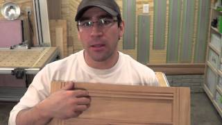 Building Kitchen Cabinets part 17. Assembling the doors and drawer fronts