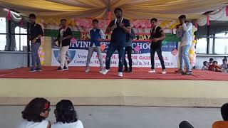 Cover images Tukur Tukur Dance