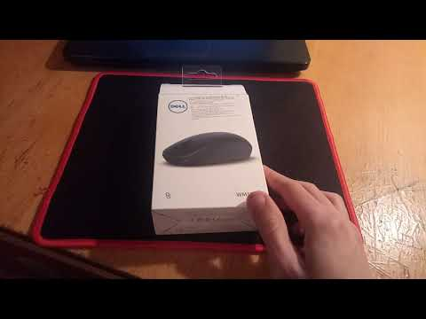 Мышь Dell WM126 Wireless Optical Black (570-AAMH)
