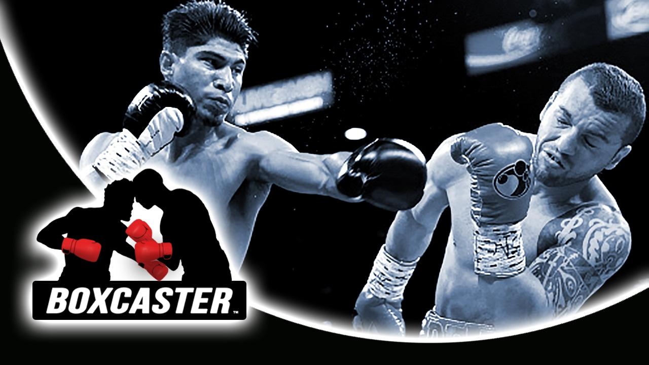 Resultado de imagen de Mikey Garcia vs Robert Easter