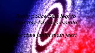 Abhi Toh Party Shuru Hui Hai Lyrics YouTube by usama aas