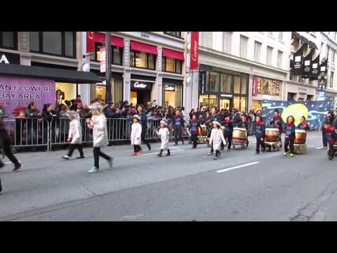 San Francisco Chinese New Year Parade 2016 Meyerholz Cupertino Language Immersion Program