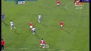 Ahly vs Zamalek (1 - 0) (2008 - 2009 - League - First Round)