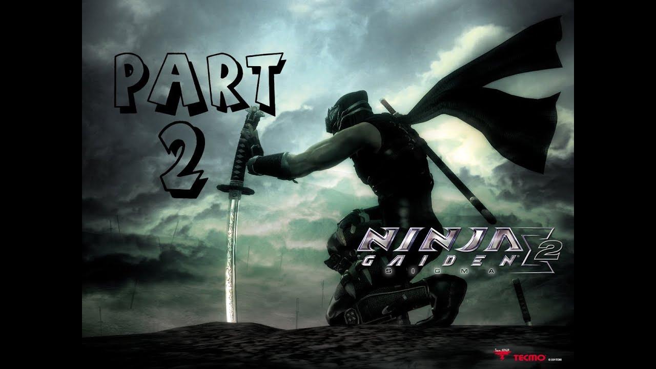 Ninja Gaiden Sigma 2 Walkthrough Part 2 Hd Gameplay Commentary