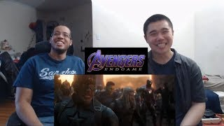 Avengers Endgame Movie Reaction and Review!