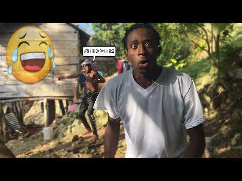 Jamaica is Not a Real Place ( Part 3 ) | Jamaican Comedy | Javaughn Hinds Comedy