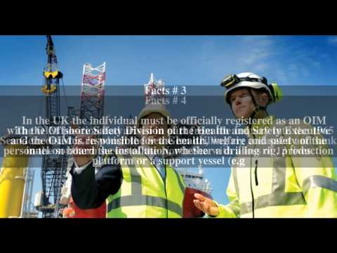 Offshore installation manager Top # 7 Facts