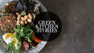 Spinach & Quinoa Patties | Green Kitchen Stories
