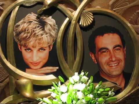 The Controversial Diana & Dodi Memorial at Harrods in London