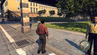 Mafia 2 (PC) - Demo Playthrough - Part 1 of 2 [HD]