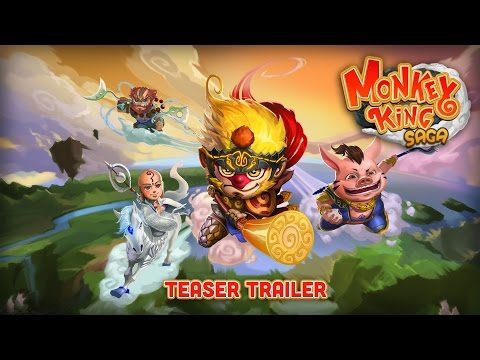 Monkey King Saga (Mobile Teaser Trailer)