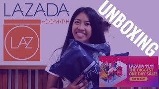 Time to Unbox - Lazada 11.11 Biggest One Day Sale | JELLAI JOLLY