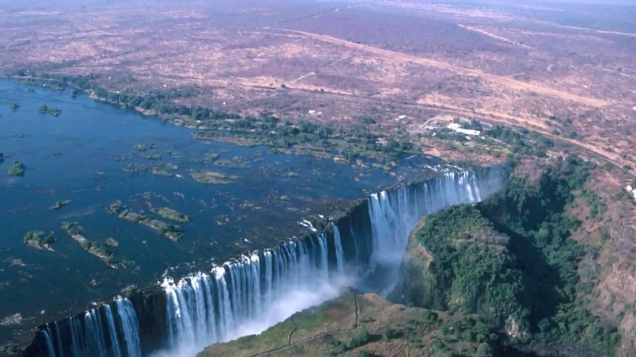african wildlife landscapes