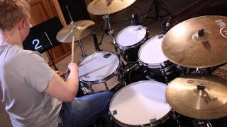 Anika Nilles Drum Lick Lesson