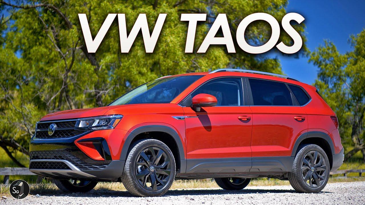 2022 VW Taos | That's Cute Honey