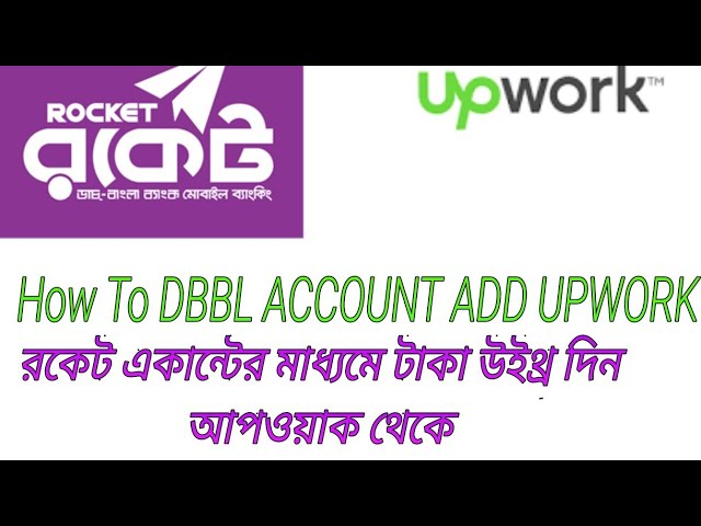 How to add local bank Account in upwork