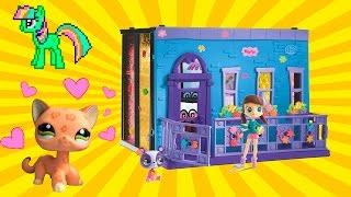 СТОЯЧКА ВЛЮБИЛАСЬ В НОВУЮ КОМНАТУ БЛАЙЗ! Littlest Pet Shop Мультик от Kiwi Show