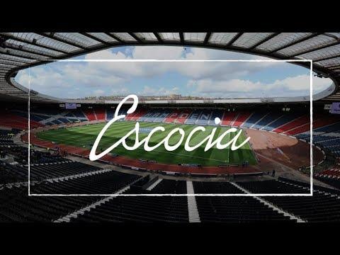 ESCOCIA es impresionante y HAMPDEN PARK más