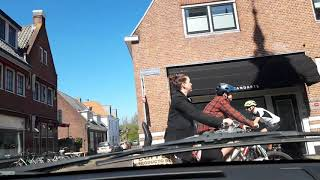 Holland, Naarden 19.04.20. Голландия Нарден, звезда-крепость.ч.1
