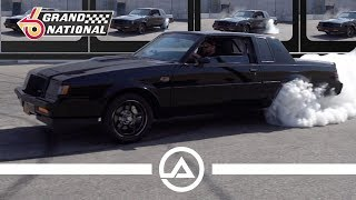 1000 whp Buick Grand National Doing Hard Launches!
