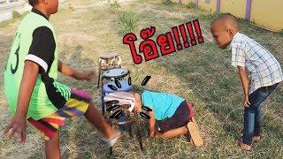 เล่นปลาเป็นปลาตาย โอ๊ย!!!!!ตลกฮ่าาาาาา l น้องใยไหม kids snook