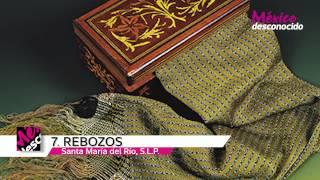 Top 10: Artesanías de México