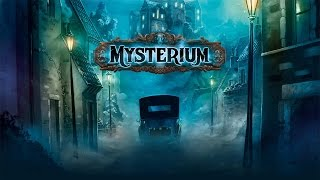 Mysterium: The Board Game