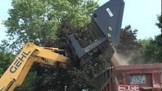 EDGE High Dump Bucket Increases Lift and Reach! Thumbnail
