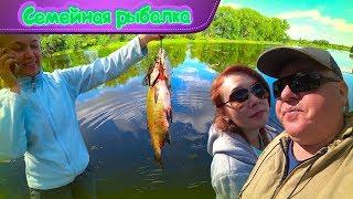 Что бывает, если взять женщин на рыбалку