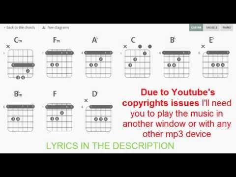 Demi Lovato Cool For The Summer Guitar Chords Acordes Youtube