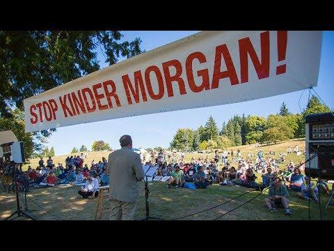 Former Kinder Morgan Engineer Speaks Out Against Trans Mountain Pipeline