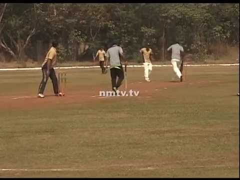 Navi Mumbai Press Club organises Cricket for Unity